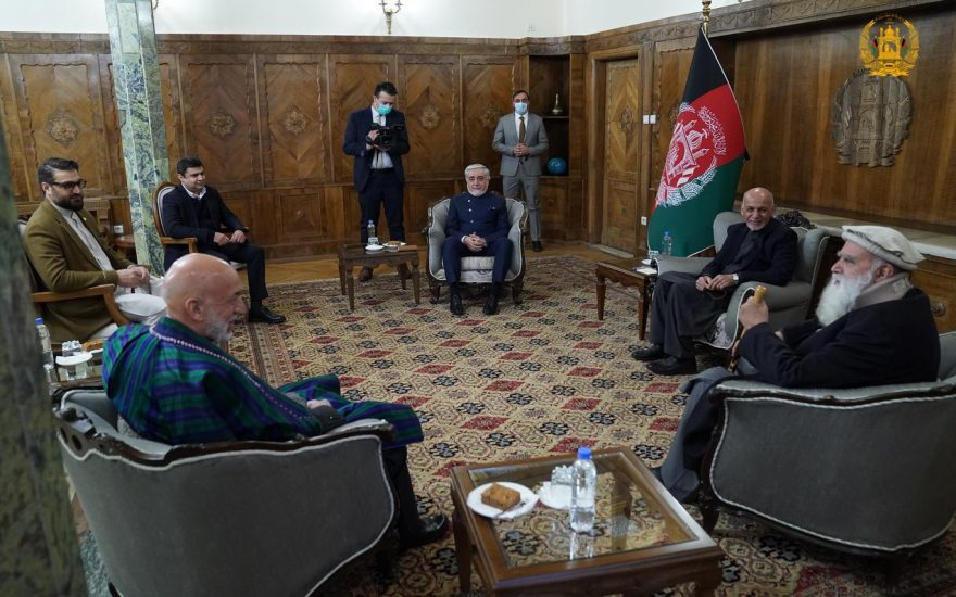اجماع سیاسی کابل