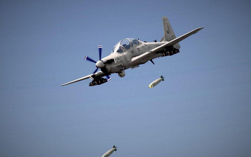 حملات هوایی