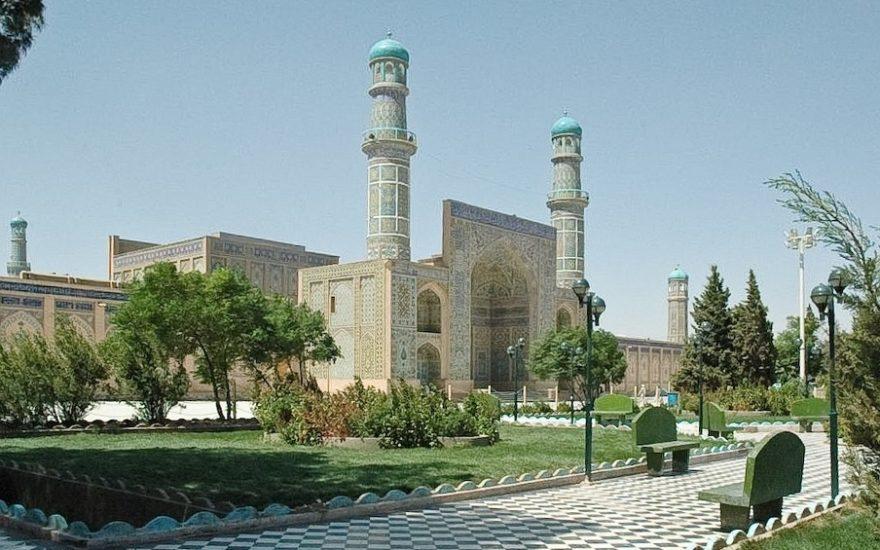 Friday_Mosque_in_Herat,_Afghanistan