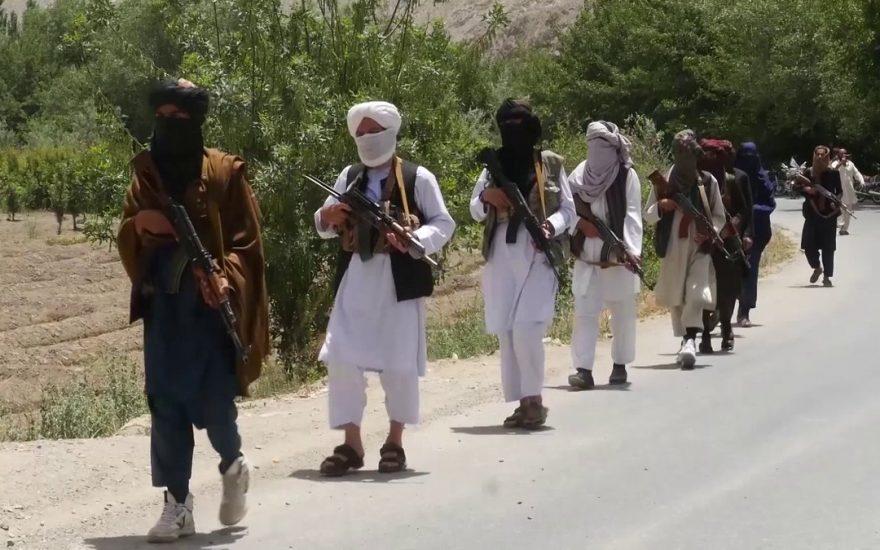 جنگ طالبان