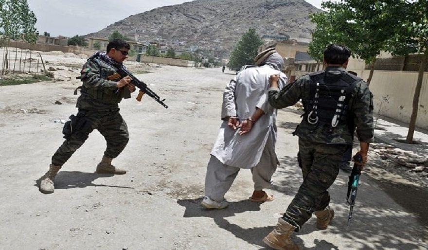 بازداشت طالبان