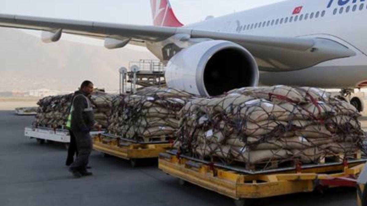صادرات افغانستان از طریق دهلیزهای هوایی ۲۹درصد افزایش یافته است