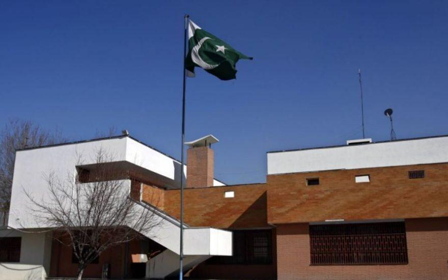 سفارت پاکستان در کابل