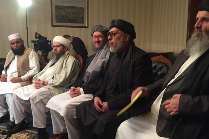 مذاکرات بین الافغانی