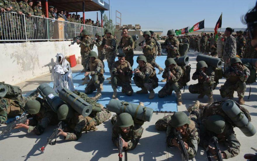 سربازان فارغ شده