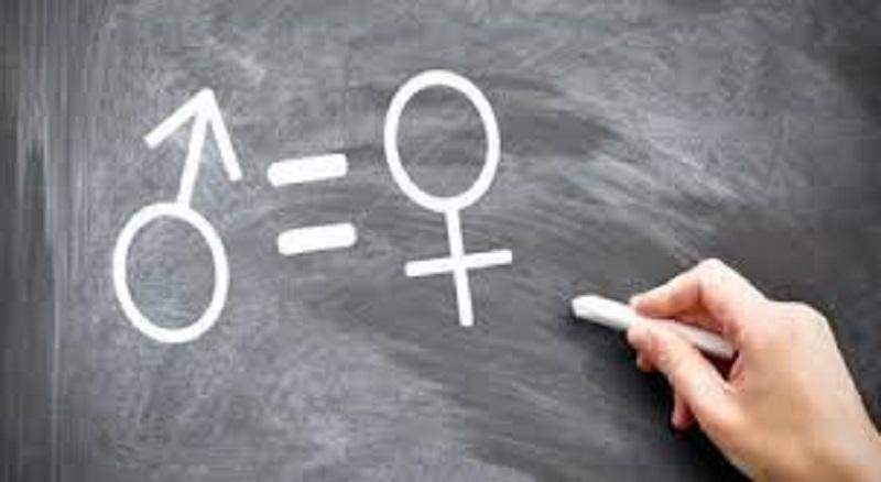 زنان و مردان مساوی