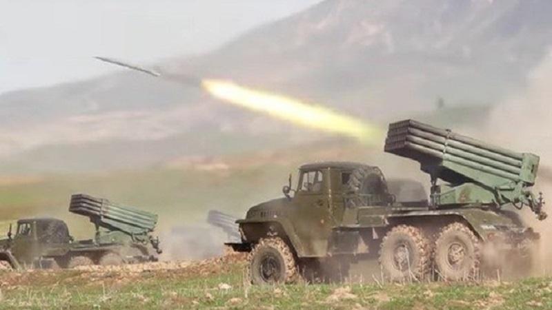 رزمایش نظامی روسیه در بدخشان