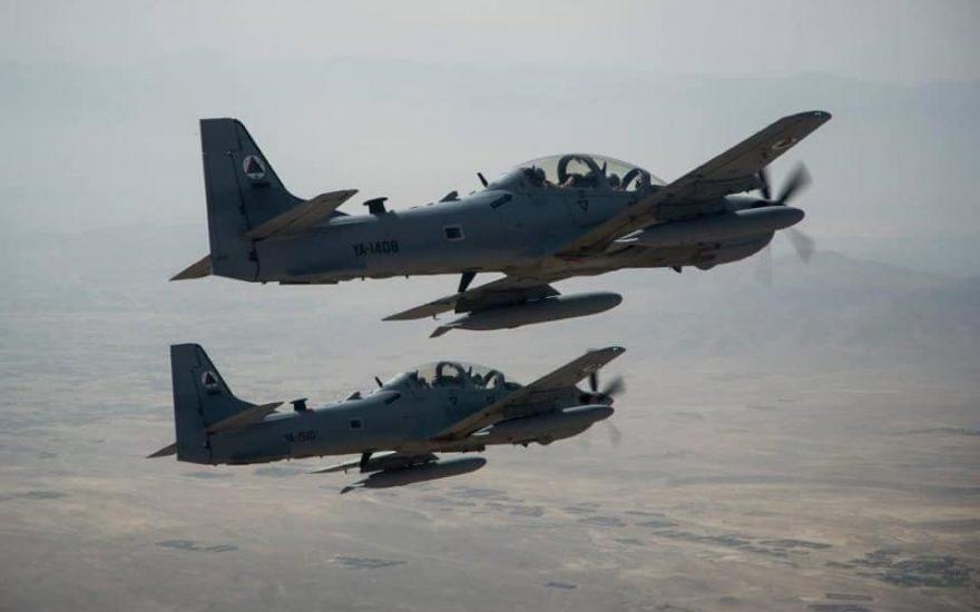 حمله هوایی ارتش،