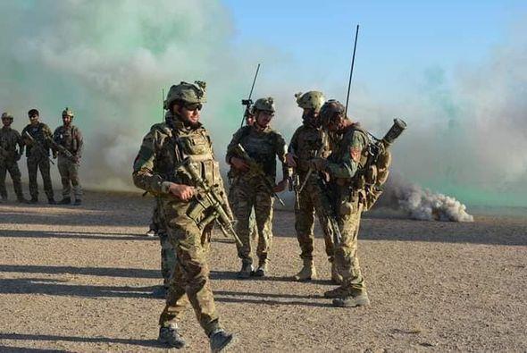 عملیات ارتش در هلمند