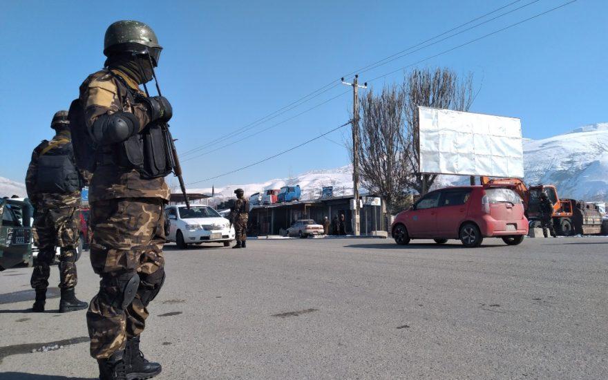 نیروهای امنیتی بدخشان